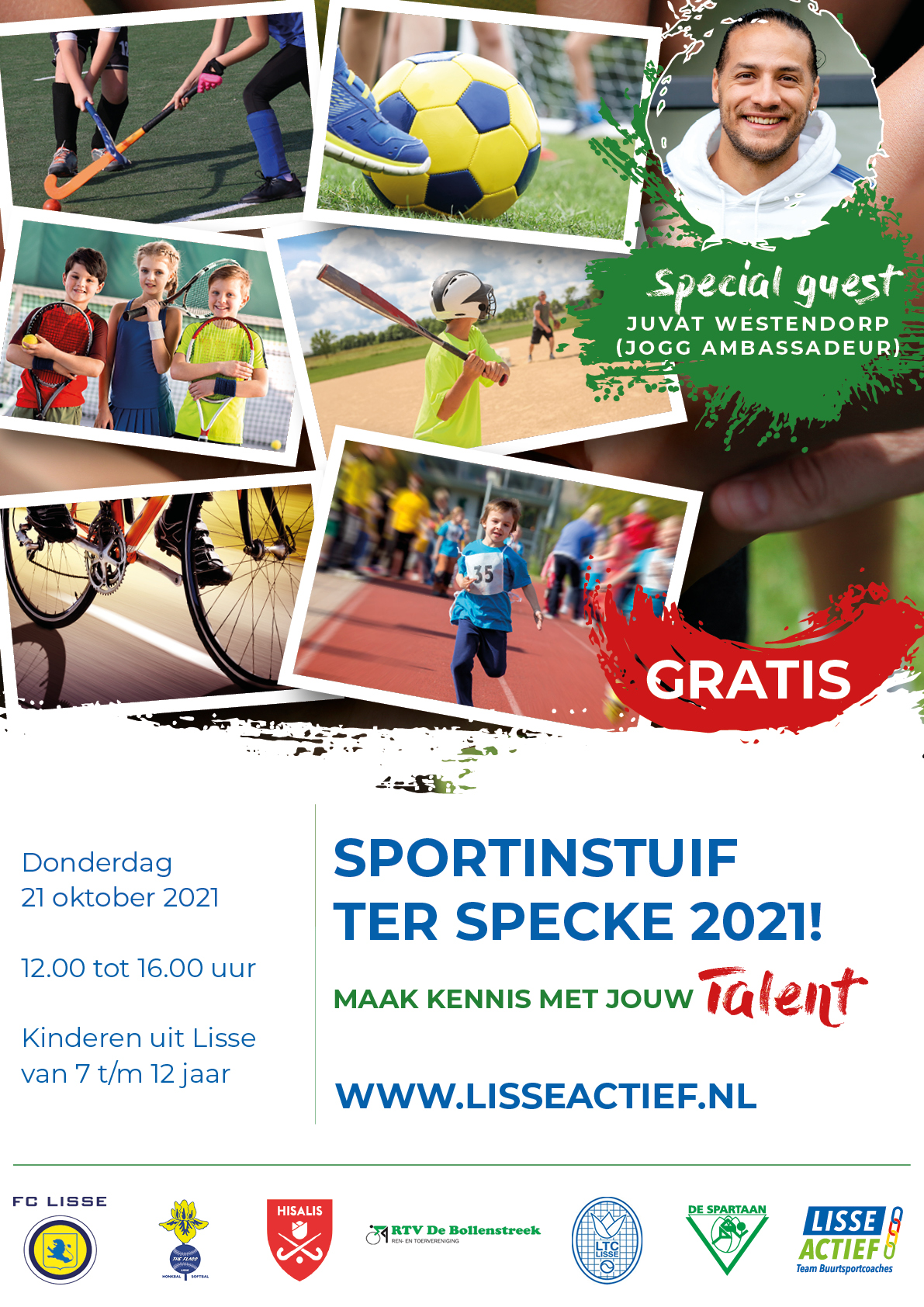 De Sportinstuif Ter Specke 2021!